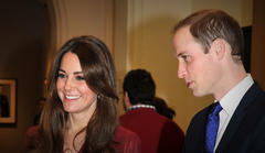 prince william and kate middleton's daughter gets a name